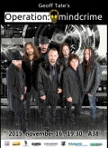 Operation: Mindcrime - The Key World Tour 2015-16