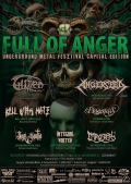 Full of Anger Underground Metal Fesztiv�l Capital Edition Vol. 1.