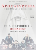 Apocalyptica - Shadowmaker Europe Tour 2015