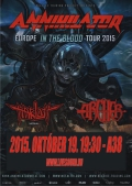 Europe in the Blood Tour 2015