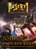 Generation Steel Tour 2016