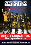 Scorpions - 50th Anniversary Tour