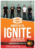 Ignite - A War Against You lemezbemutat� koncert