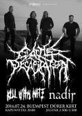 Cattle Decapitation, Kill With Hate, Nadir