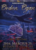 The Book of Ogan Tour 2016