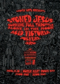 Stoned Jesus, 5R6, Burning Full Throttle, Alone in the Moon, Acid Victoria, Polvere