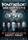 Kamelot - Haven World Tour 2016