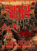 Division of Blood World Tour: European Assault 2016