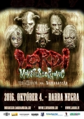 Lordi - European Monstour 2016