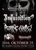 Bloodshed Rituals European Tour 2016