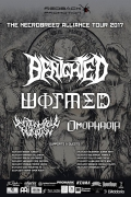 The Necrobreed Alliance Tour 2017