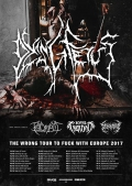 The Wrong Tour to Fuck With Europe 2017