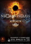 Ne Obliviscaris - Urn European Tour 2018