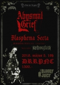 Blasphema Secta European tour 2018 - Chapter I