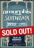 Amorphis, Soilwork, Jinjer, Nailed to Obscurity