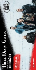 Three Days Grace, Halestorm