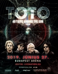 Toto - 40 Trips Around the Sun Tour 2019