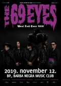 The 69 Eyes - West End Tour 2019