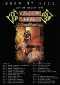 Burn My Eyes 25th Anniversary Tour