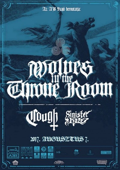 Wolves in the Throne Room, Cough, Sinister Haze