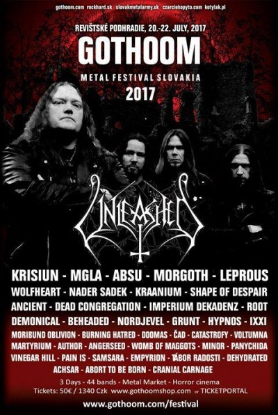 Gothoom Open Air Fest 2017