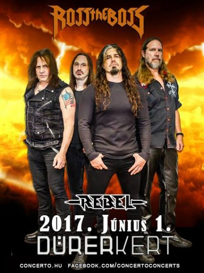 The Discipline Of Steel World Tour 2017