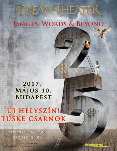 Dream Theater - Images, Words & Beyond - 25th Anniversary Tour