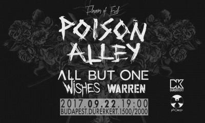 Poison Alley, All But One, Wishes, Warren