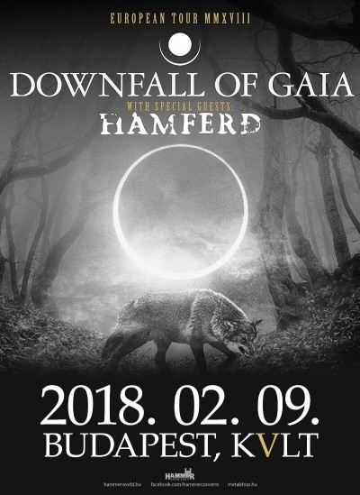 Downfall of Gaia, Hamferđ