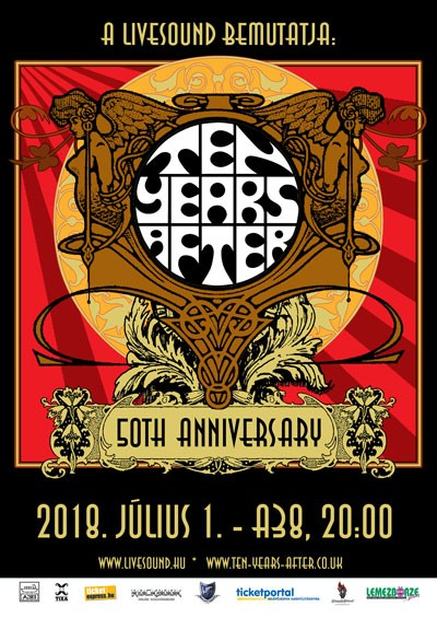 Ten Years After - 50th Anniversary