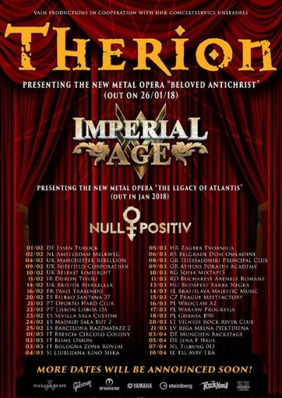 Therion, Imperial Age, Null Positive, The Devil
