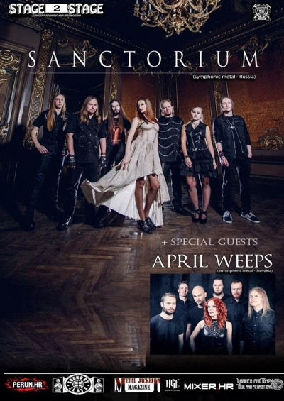 Sanctorium, April Weeps