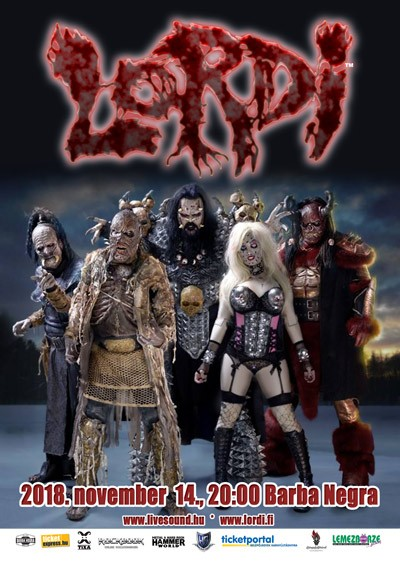 Lordi, Follow The Cipher, Silver Dust