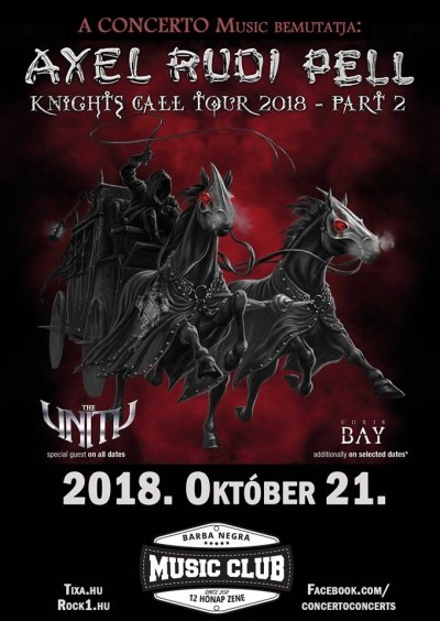 Knights Call Tour 2018