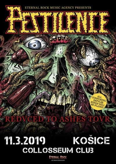 Reduced To Ashes Tour
