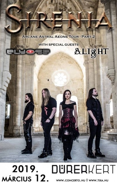 Arcane Astral Aeons Tour - Part 2.