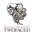 Evoke Thy Lords & Riders on the Bones - Twoface [Split] (2009)