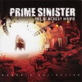 Prime Sinister - The Blackest Movie (2015)