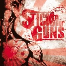 Stick to your Guns - launch new video clip