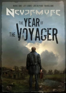 "Nevermore and ""The Year Of The Voyager"""