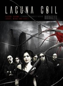 Lacuna Coil DVD coming