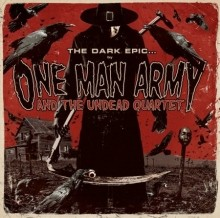 One Man Army and the Undead Quartet - februárban lemez