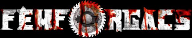 Fémforgács logo