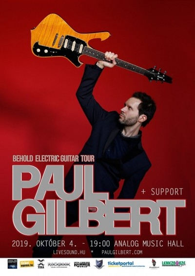 Behold Electric Guitar Tour
