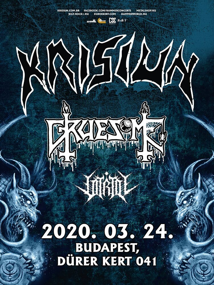 Slaying Steel Over Europe Tour 2020