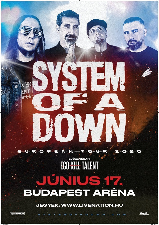 System of a Down, Ego Kill Talent