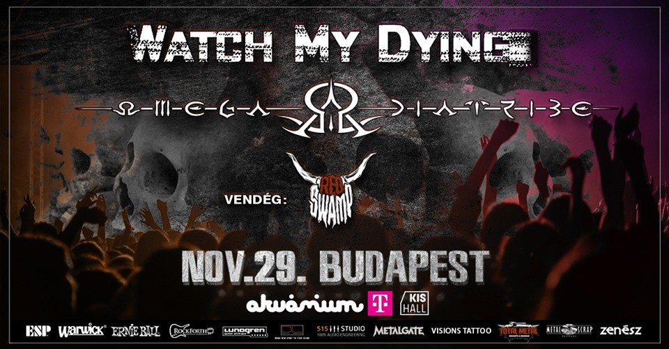 Watch My Dying, Omega Diatribe, Red Swamp