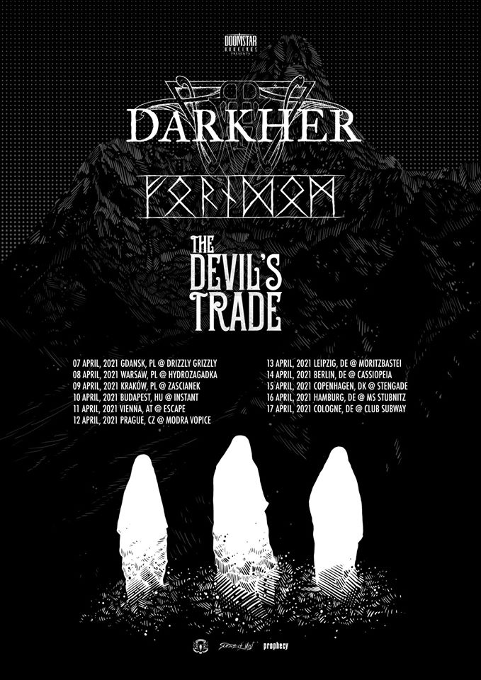 The Devil's Trade, Darkher, Forndom