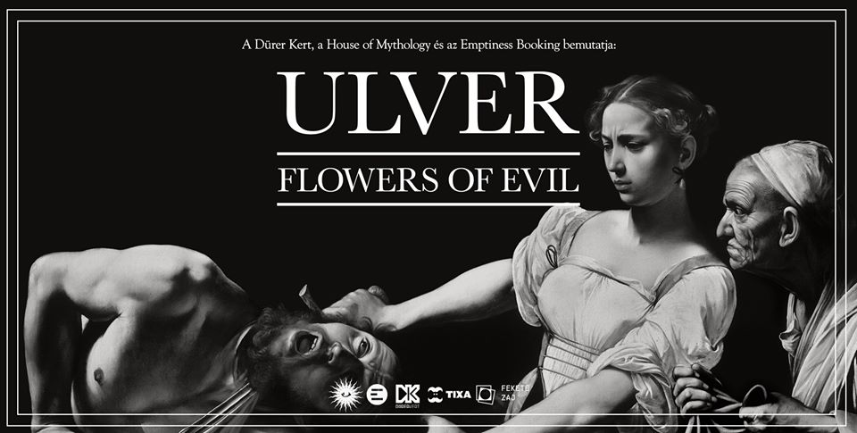 Ulver - Flowers of Evil Tour