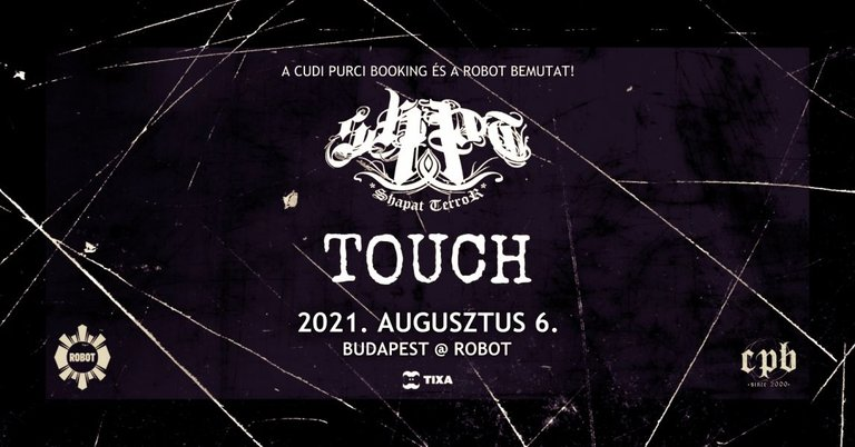 Shapat Terror, Touch